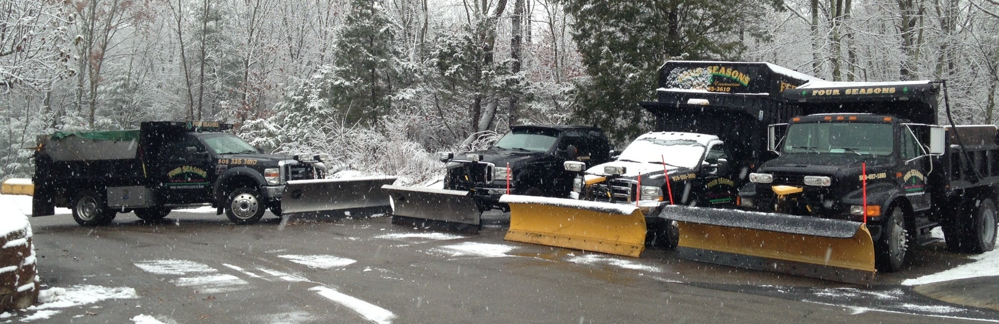 Commercial Snow Removal and Plowing